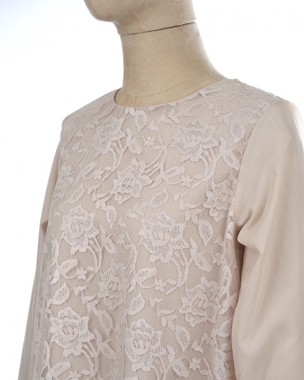 Naira Tunic for Mom in Beige