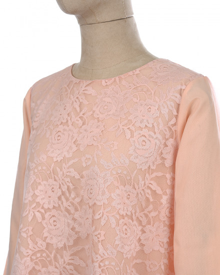 Naira Tunic for Mom in Peach