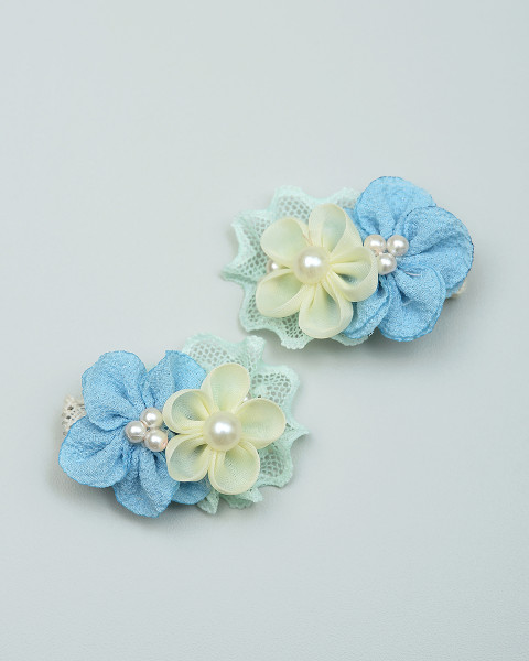 Angel Hairpin in Blue