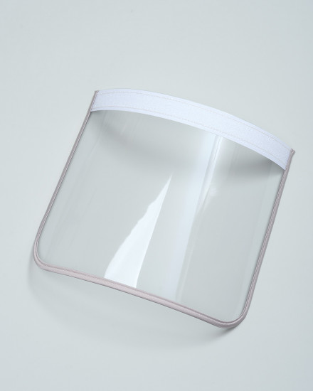 Face Shield Replacement - Grey