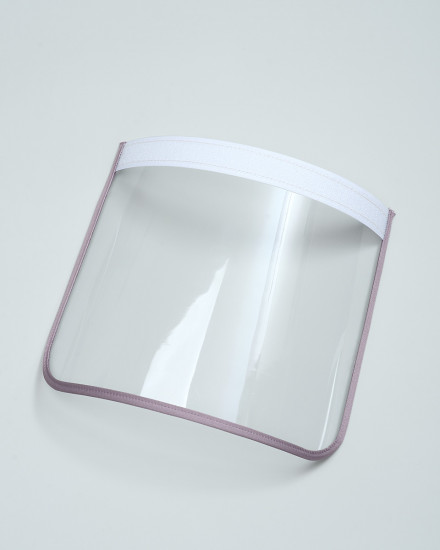 Face Shield Replacement - Purple