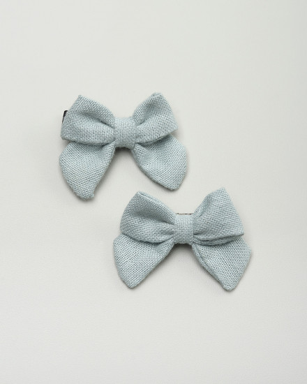 Kyoto Bow Hairpin in Green
