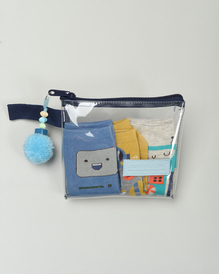 .candybutton. Socks Package - Robot