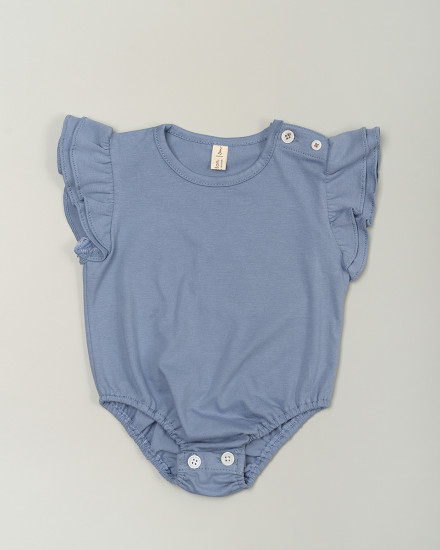 Crysant Jumper in Blue Pea