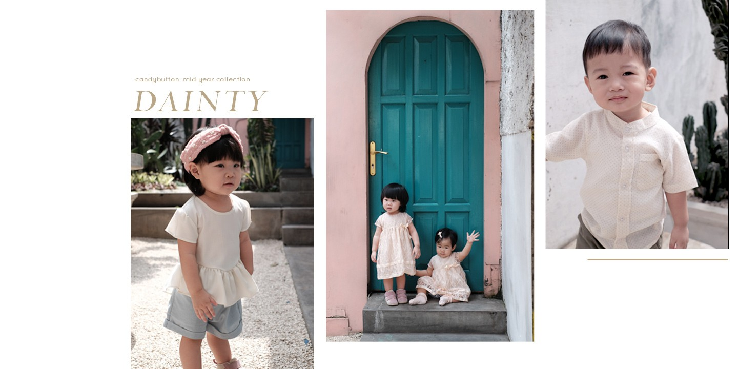 Dainty Collection - Mid Year 2019